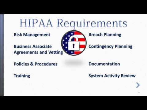 Omnibus HIPAA Compliance Officer Training