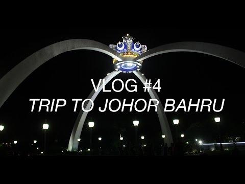 Vlog #4 - Trip to Johor Bahru