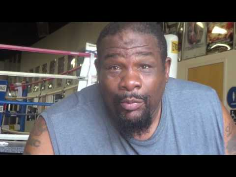 Riddick Bowe Discusses Muhammad Ali, Evander Holyfield & more (FULL INTERVIEW)