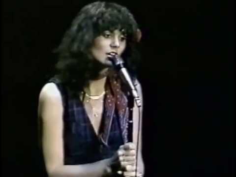 Linda Ronstadt In Atlanta   1977   12   Love Me Tender