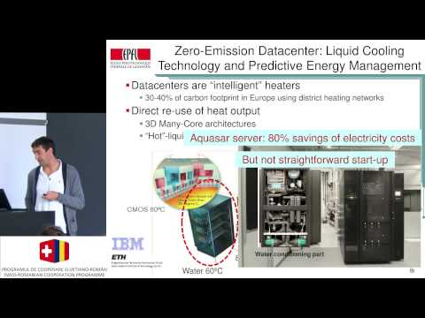 Academic and Industrial research at EPFL - Computer engineering and embedded systems