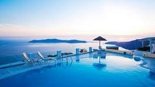 Острова Греции - Санторини(Острова Греции - Санторини - остров вулканического происхождения в Эгейском море, входит в архипелаг Кикла..., 2014-03-21T13:33:50.000Z)