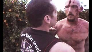 FELONY FIGHTS 6.6 - Nazi Lowrider gets FUCKED UP!