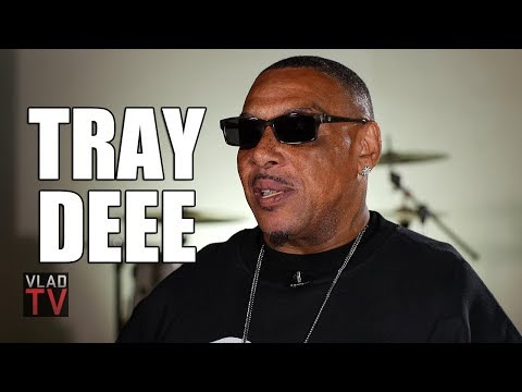 Tray Deee: Nipsey Hussle is the Only Person I've Ever Seen Opening Businesses in His Hood (Part 2)