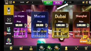 8 Pool Billiards - 8 ball pool offline game free shopping new game 2021 April 19 fast level up screenshot 2