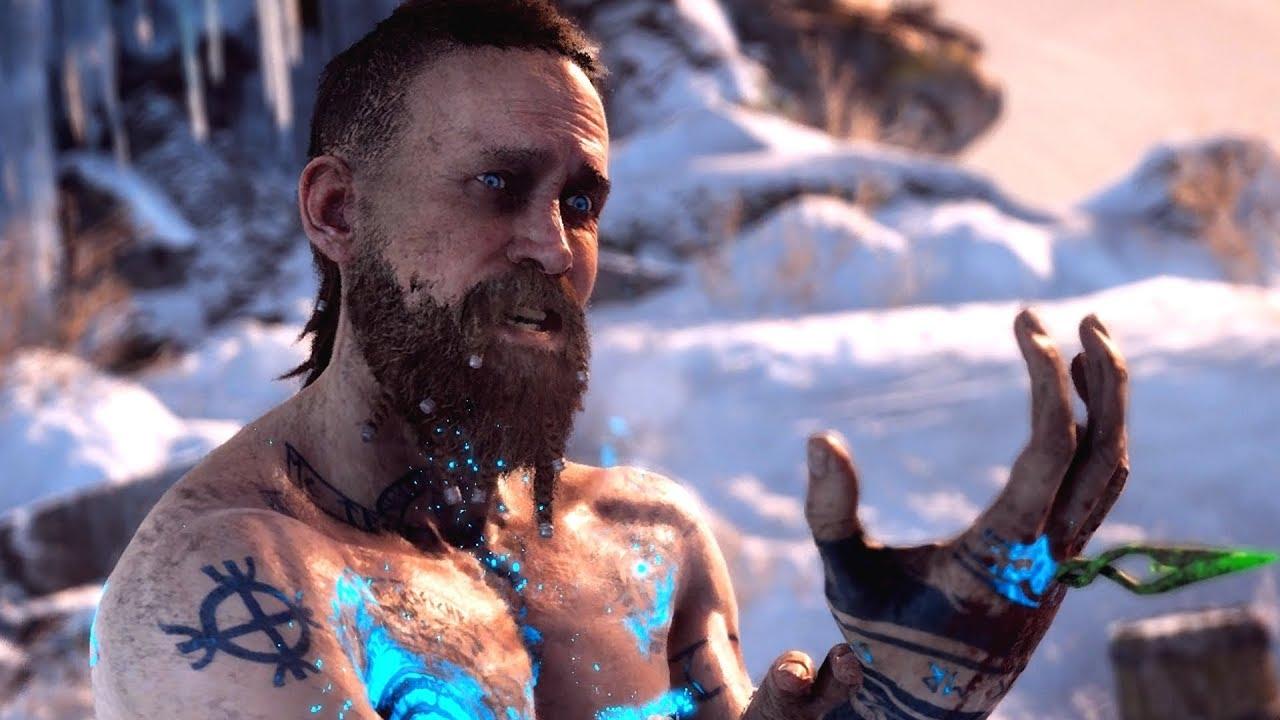 God of War PS4 - Baldur feels Pain