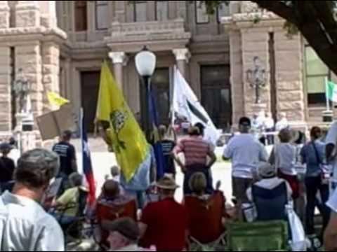 Debra Medina Sovereignty Or Secession Rally