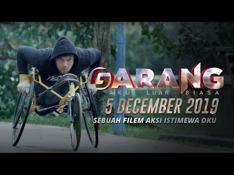 GARANG - OFFICIAL TRAILER (HD)   Di Pawagam 5 Disember 2019