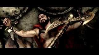 """Трейлер к к/ф """"300 Спартанцев: Рассвет Империи"""" на таджикском языке"""