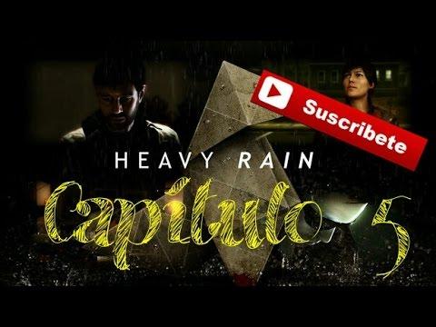 Heavy rain ps4 capítulo 5: Escenario del crimen