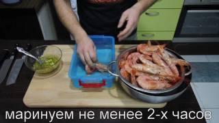как приготовить лангустины к пенному.2