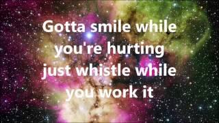 Video Whistle while you work it lyrics download MP3, 3GP, MP4, WEBM, AVI, FLV Juli 2018