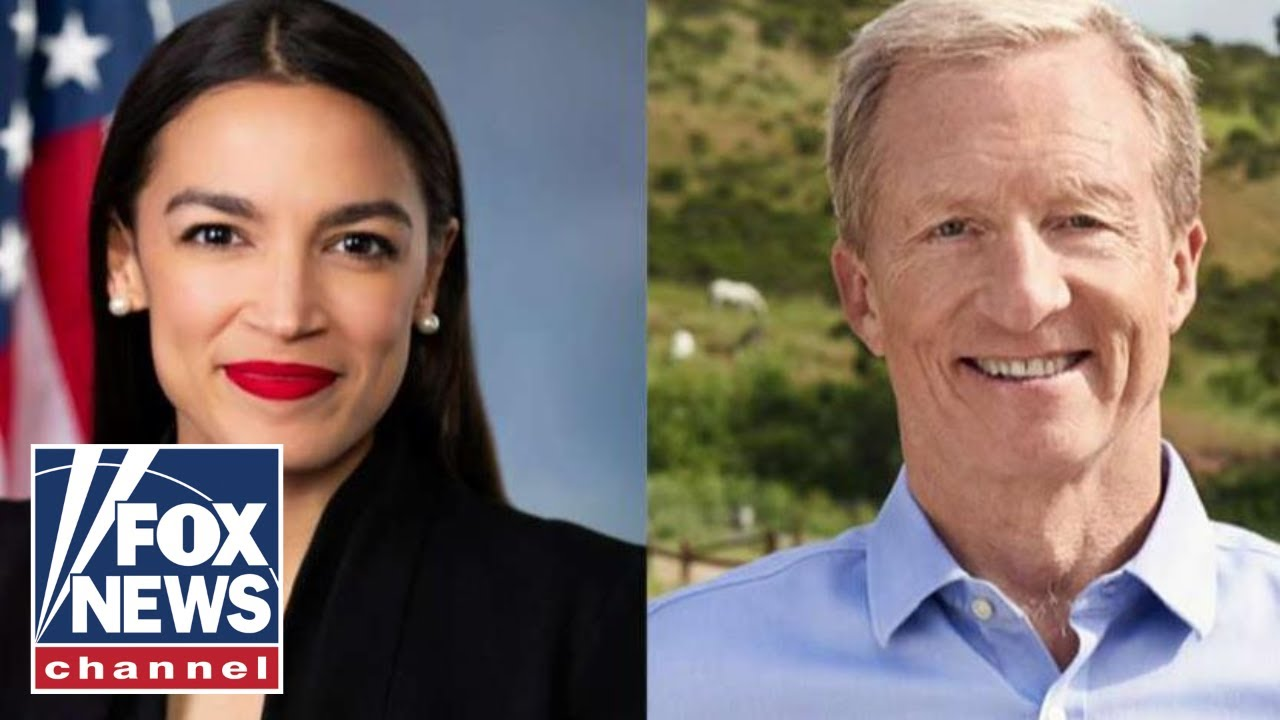 AOC accepted campaign donations from billionaire Tom Steyer in 2018