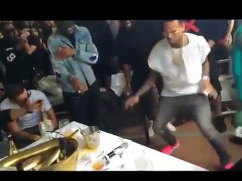Chris Brown - Dance (BRUK OFF YUH BACK)