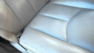SEM seat painting  How to recolor faded leather seats