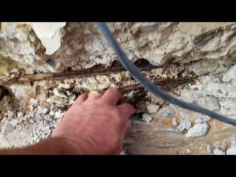Post Tension Nightmare - Post Tension Foundation Repair Arizona - Concrete Repairman®