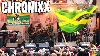 Chronixx - Queen Majesty / Smile Jamaica @ Reggae Jam 2016