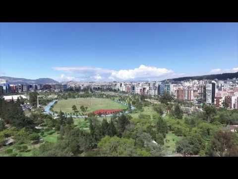 Drone Media Quito - Parque La Carolina