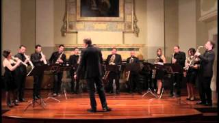 ITALIAN SAXOPHONE ORCHESTRA Ragtime Dance