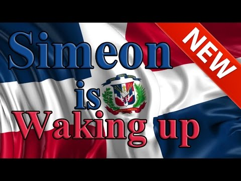 Simeon is waking up (So-called Dominicans) (Audio in Spanish)