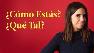 Expressing How You Feel | Spanish In 60 Seconds