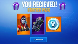 FINALLY.. New STARTER PACK 3 in Fortnite Battle Royale!