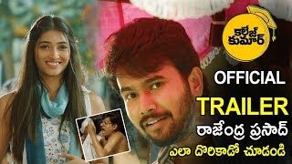 College Kumar Movie Official Trailer || Rahul Vijay || Priya Vadlamani || Filmy Vibes