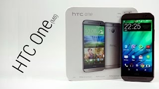 HTC One (M8) - Unboxing and Hands on!