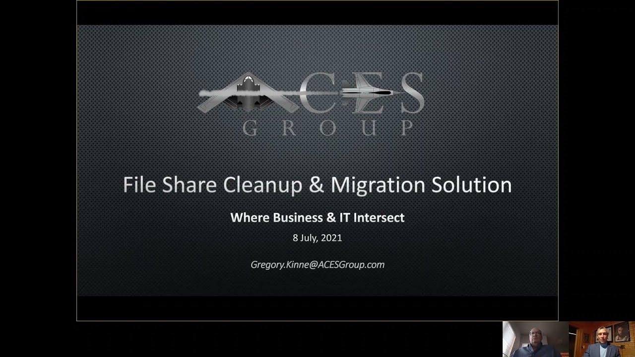 File Share Cleanup & Migration Solution