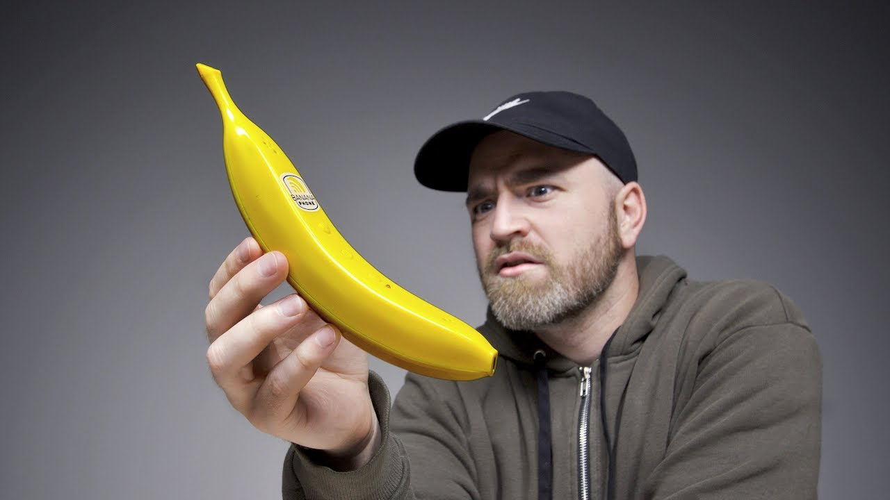 The Banana Phone is real!
