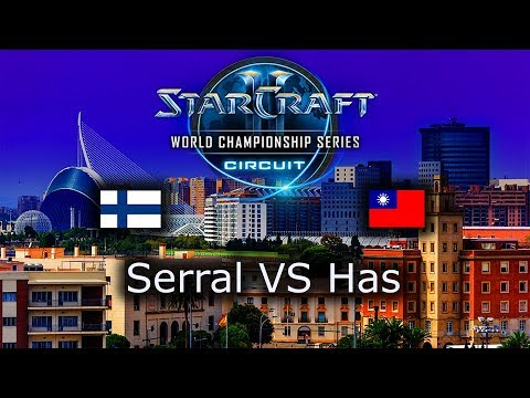 Serral VS Has - ZvP - FINAL - WCS Valencia 2018 - polski komentarz