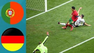 ПОРТУГАЛИЯ ГЕРМАНИЯ ЕВРО 2020 ГРУППА F ОБЗОР FIFA Ванга прогноз