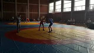 Freestyle Wrestling National Championship (1/4 Final) - Mario Gabud