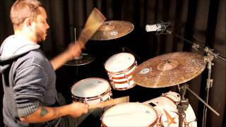 "Diril Cymbals Brasil - 21"" Raw Ride Serie"