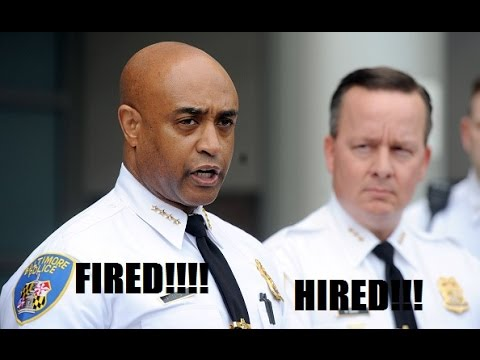 Baltimore Mayor Fires Commisioner After Crime Rate Peaks After Freddie Gray Death!