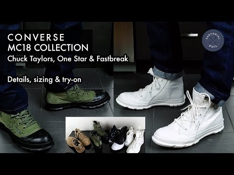 Converse MC18  Chuck Taylor High Tops a1db431f0