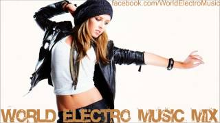 New Electro House & Dance Music / July / August 2012 (WorldElectroMusic) Mix #4