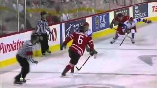 Evgeny Kuznetsov 4 points against Canada