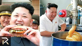 Things Kim Jong-Un SECRETLY LOVES About AMERICA