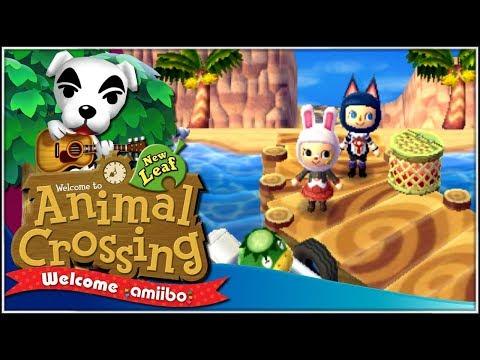 No te escaparás!!!  | 35 | Animal Crossing New Leaf: Welcome amiibo en español