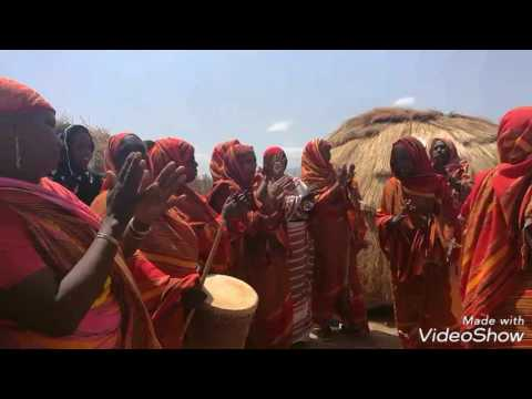 Song and Dance at Marsabit Lake Turkana Festival