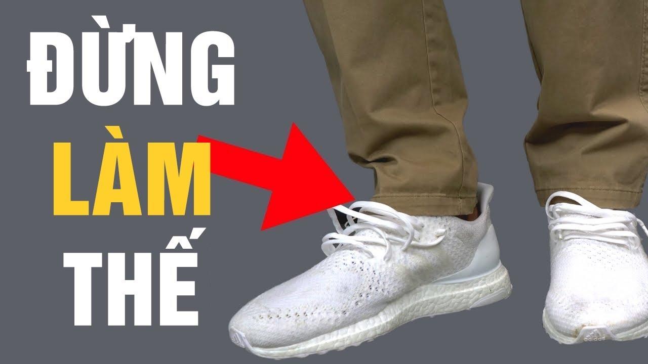 Cách Phối Giày Sneaker Với Trang Phục CỰC ĐẸP