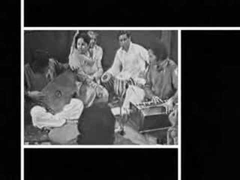 Meri Dastan-e-Hasrat woh suna suna ke- Ustad Amanat Ali Khan
