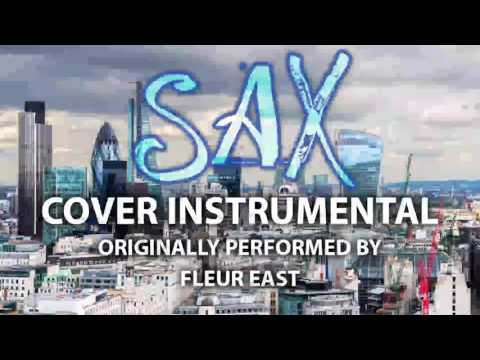 Sax (Cover Instrumental) [In the Style of Fleur East]
