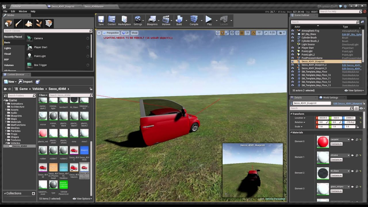 Unreal engine 4 vehicle animation blueprint modify bone problem unreal engine 4 vehicle animation blueprint modify bone problem scale malvernweather Gallery