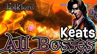 Folklore All Bosses | Final Boss - Keats (PS3)