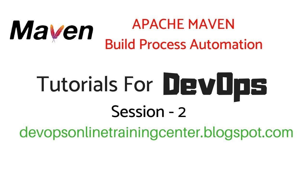 Maven Tutorials for Beginners | DevOps in Apache Maven Repository 2