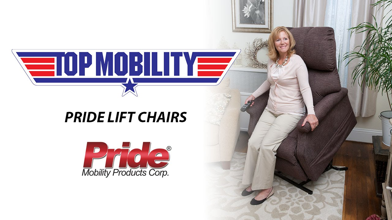 Pride lift chairs logo - Pride Lift Chair Electric Recliners Operation Collections Testing Info By Top Mobility