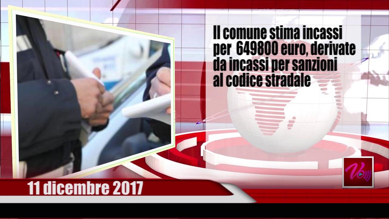 Notizie Senigallia WebTv del 11 12 17