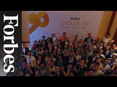 The Best Bits: Highlights From Forbes 30 Under 30 Asia Summit